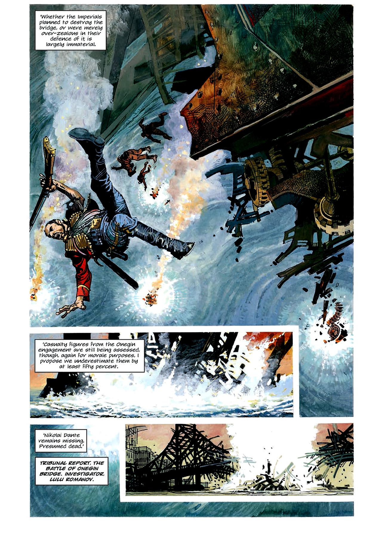 Read online Nikolai Dante comic -  Issue # TPB 4 - 80