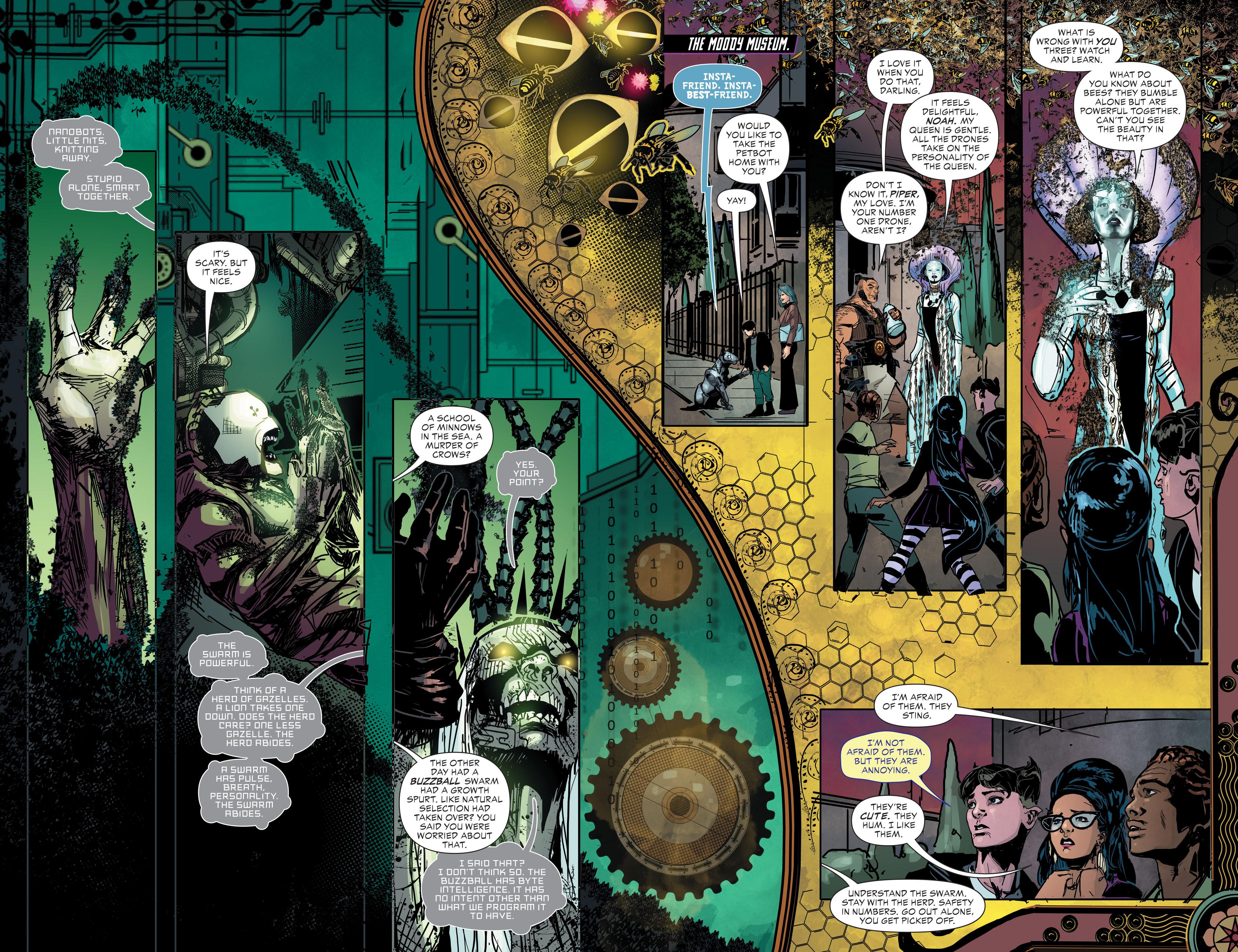 Read online Klarion comic -  Issue #3 - 8