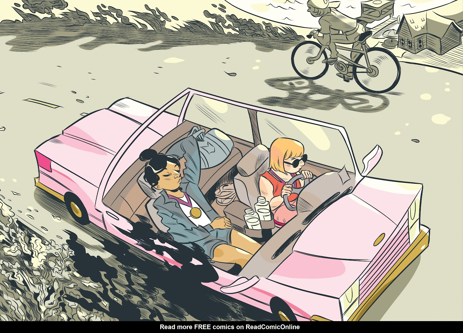 Read online Girl Town comic -  Issue # TPB (Part 2) - 30