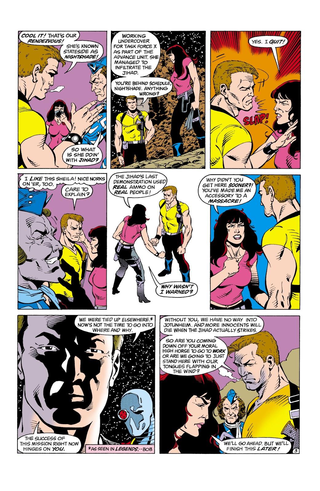 Suicide Squad (1987) Issue #2 #3 - English 4