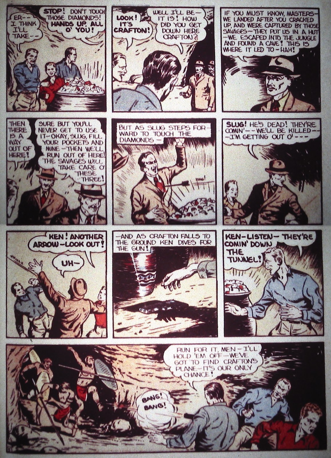 Marvel Comics (1939) issue Full - Page 51