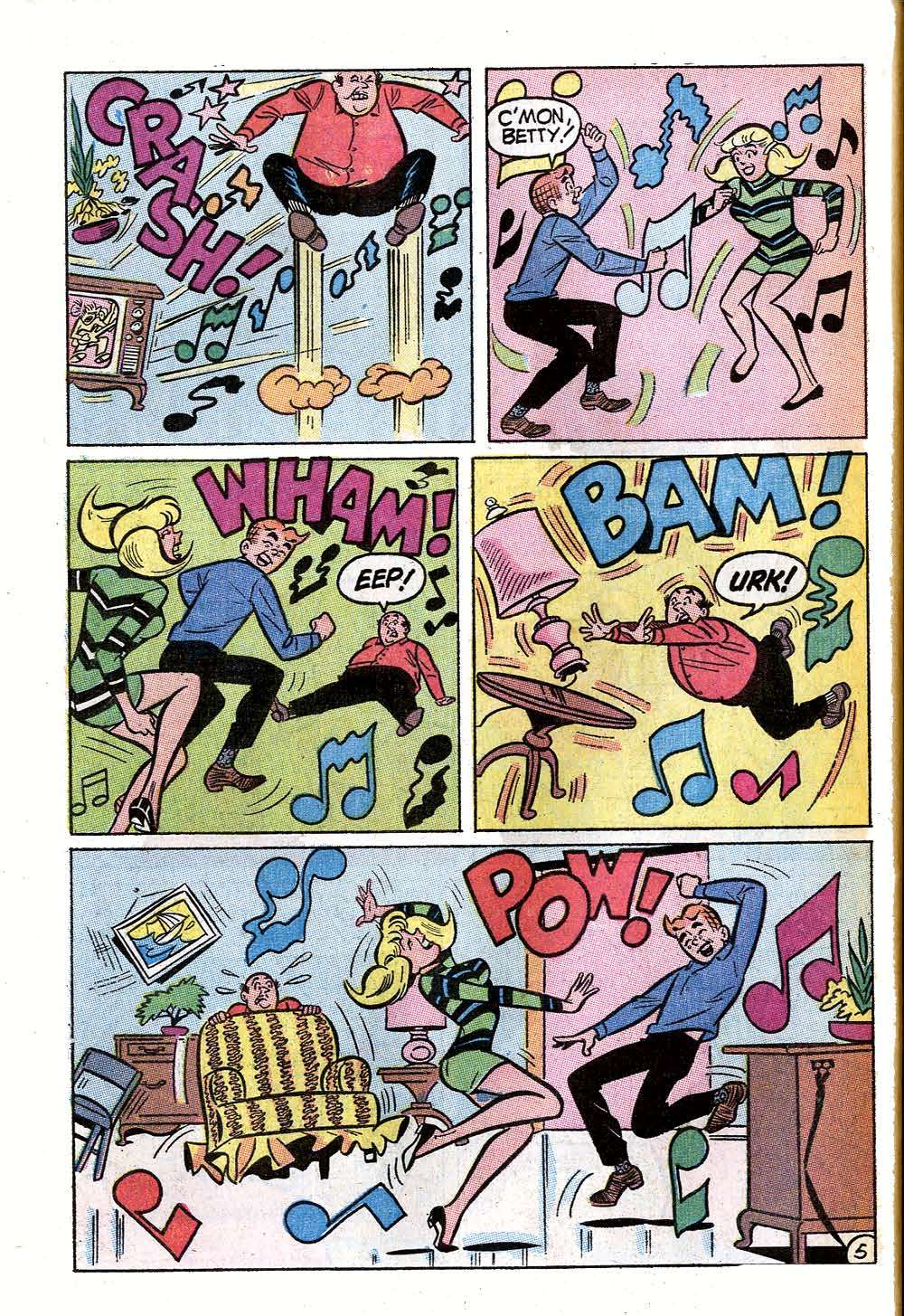 Read online Archie (1960) comic -  Issue #198 - 32