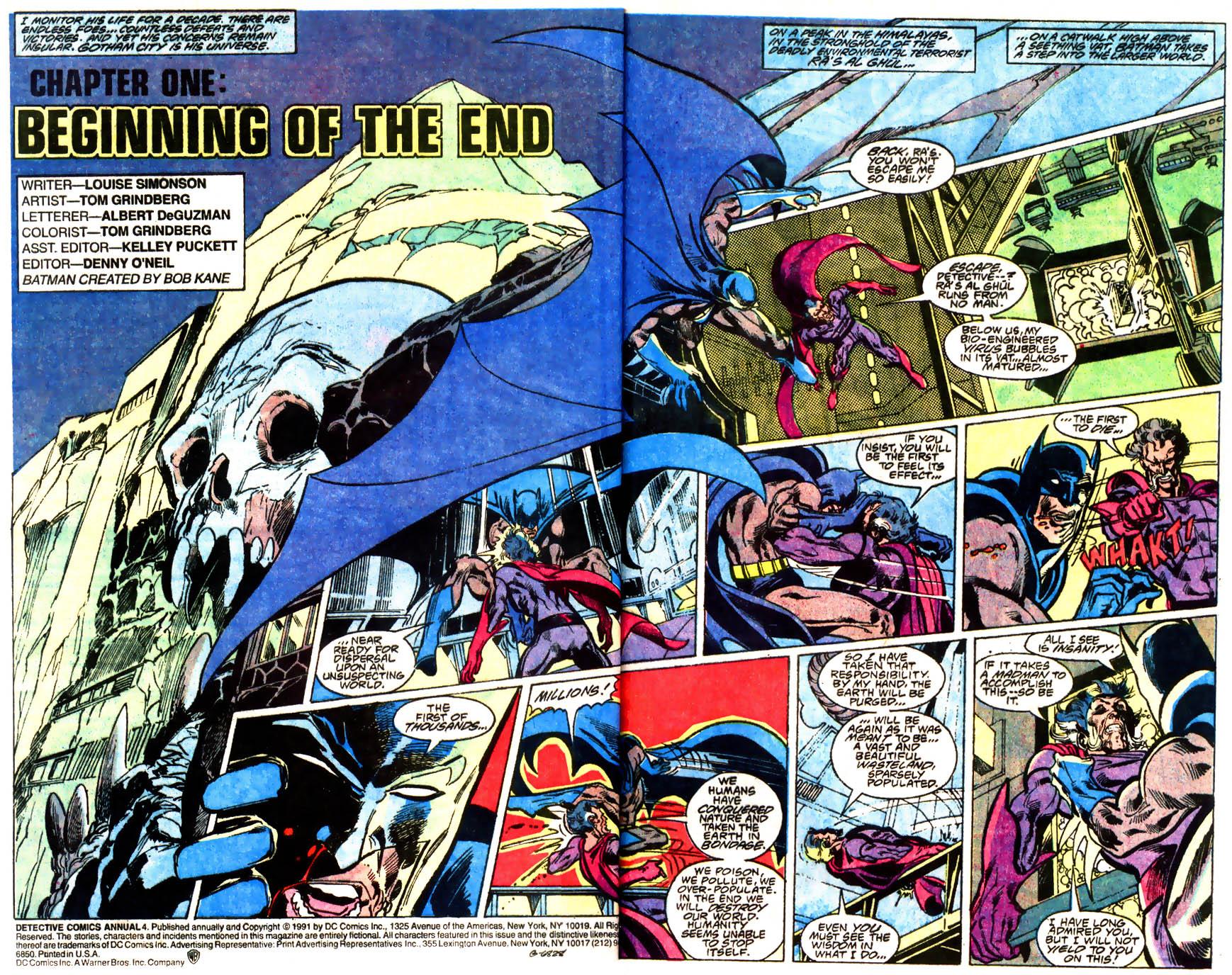Read online Detective Comics (1937) comic -  Issue # _Annual 4 - 3