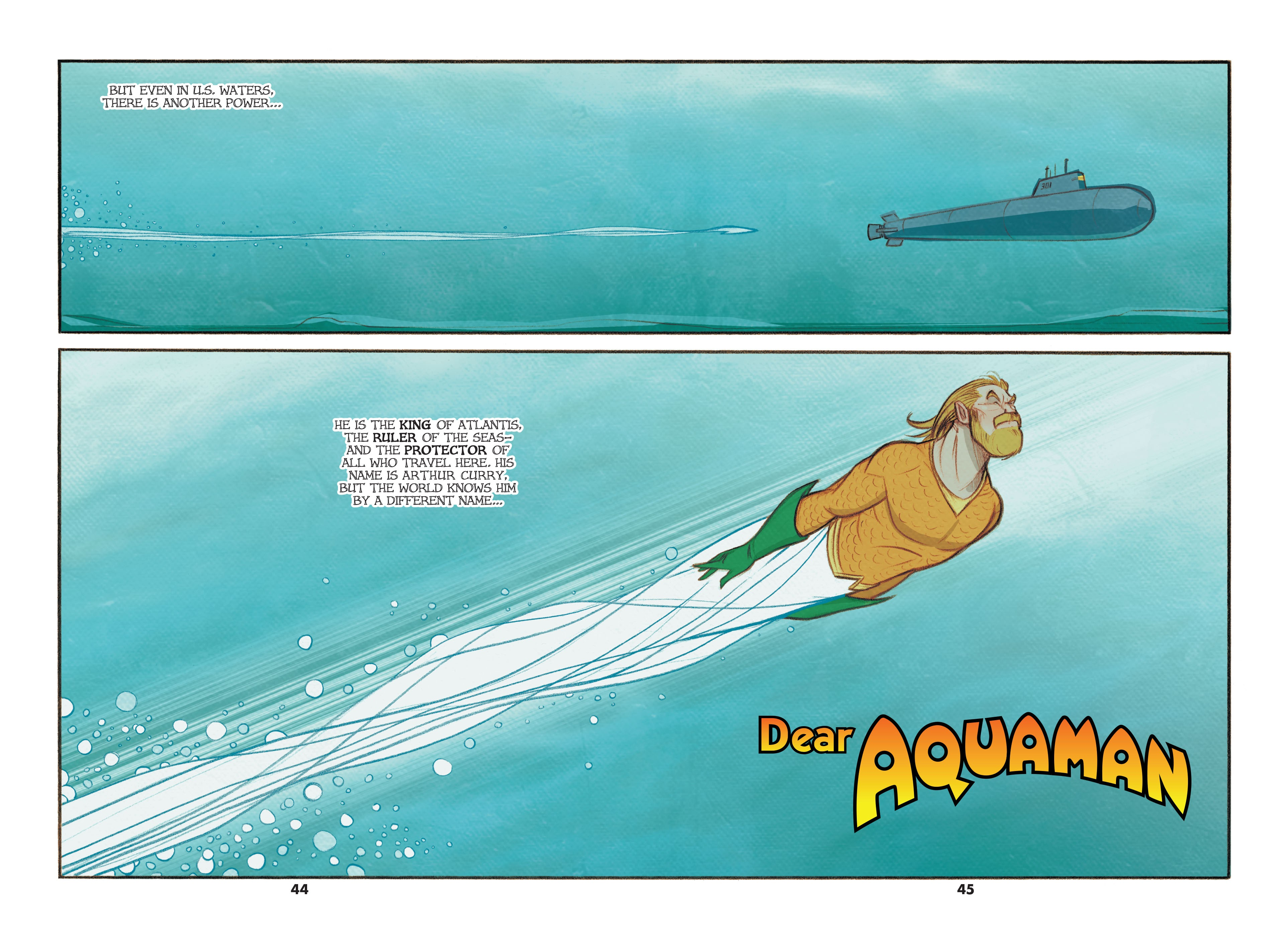 Dear Justice League #TPB_(Part_1) #2 - English 38