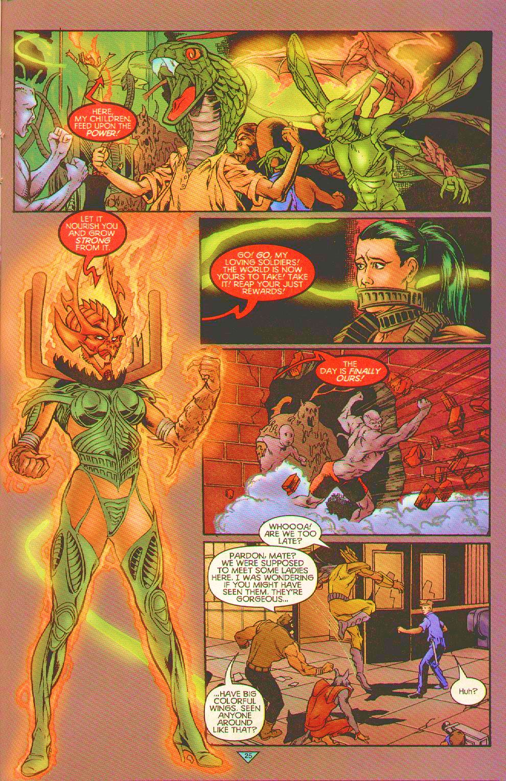 Read online Trinity Angels comic -  Issue #11 - 26