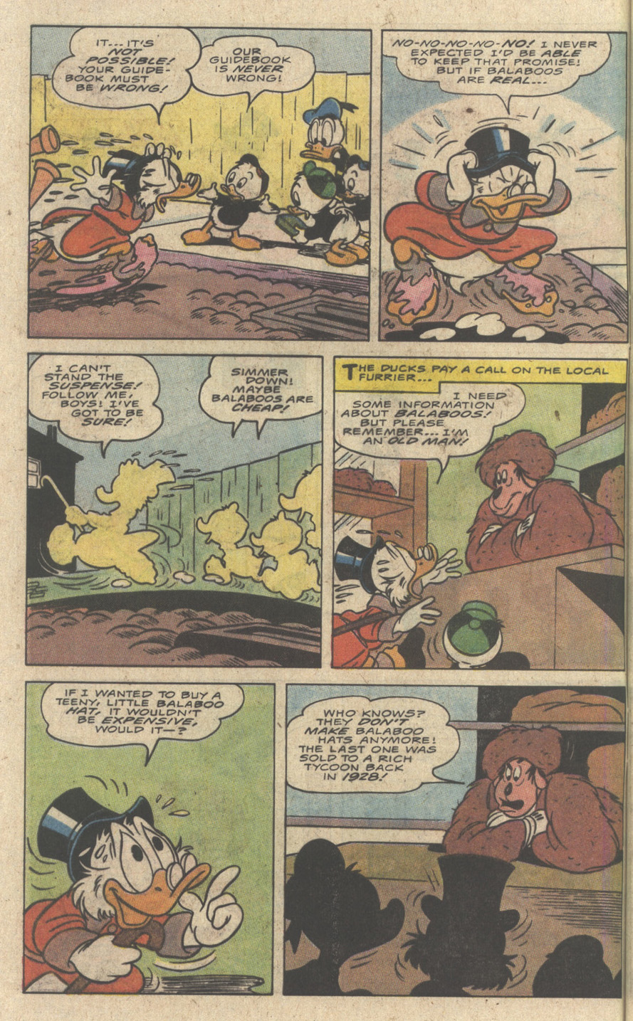 Read online Uncle Scrooge (1953) comic -  Issue #242 - 8