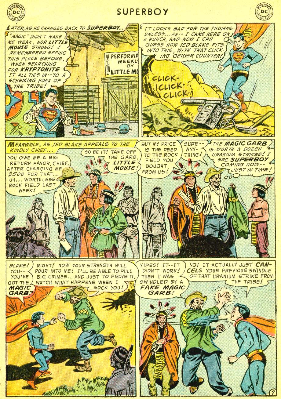 Superboy (1949) issue 41 - Page 8