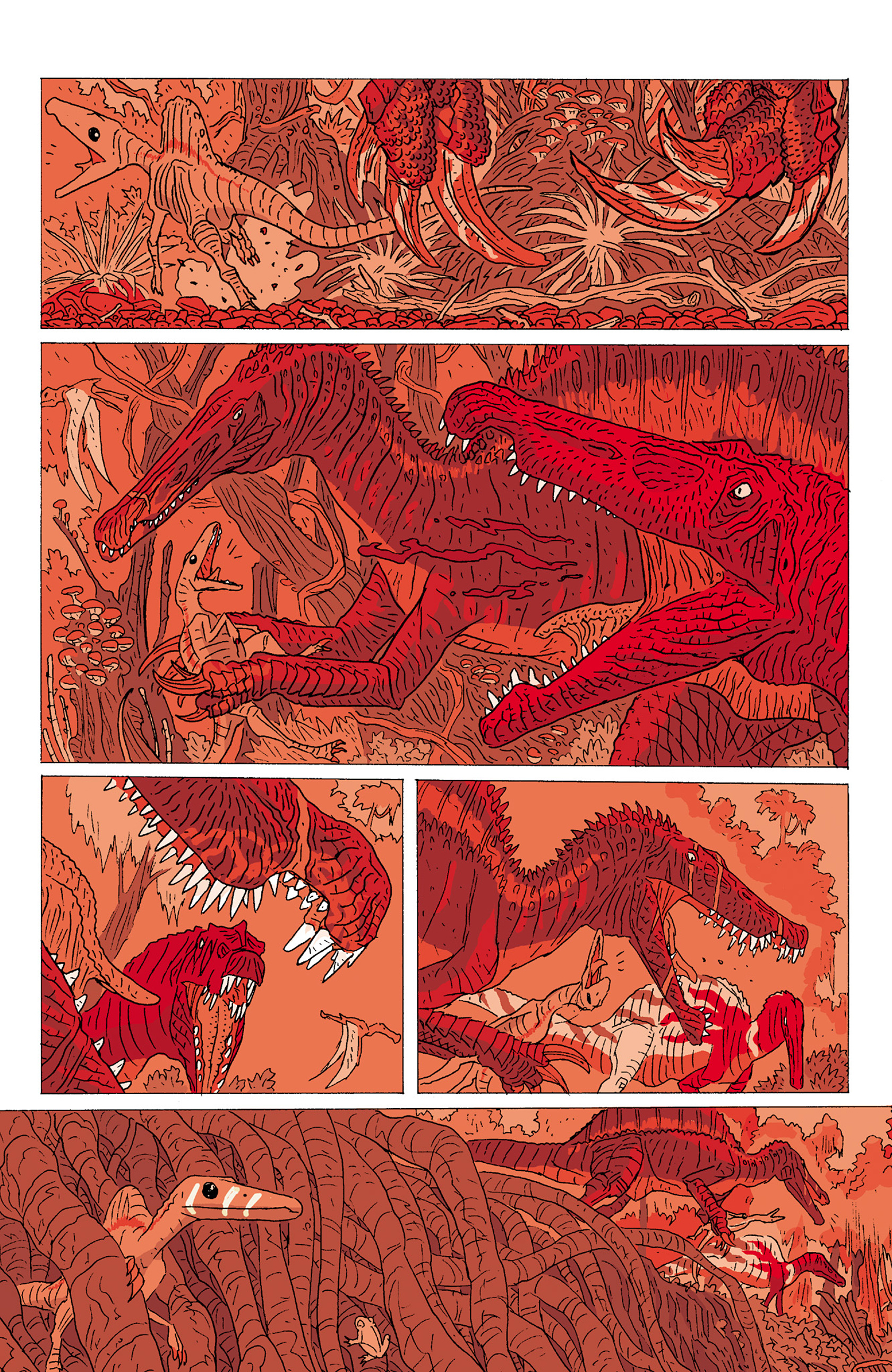 Read online Age of Reptiles: Ancient Egyptians comic -  Issue #2 - 25