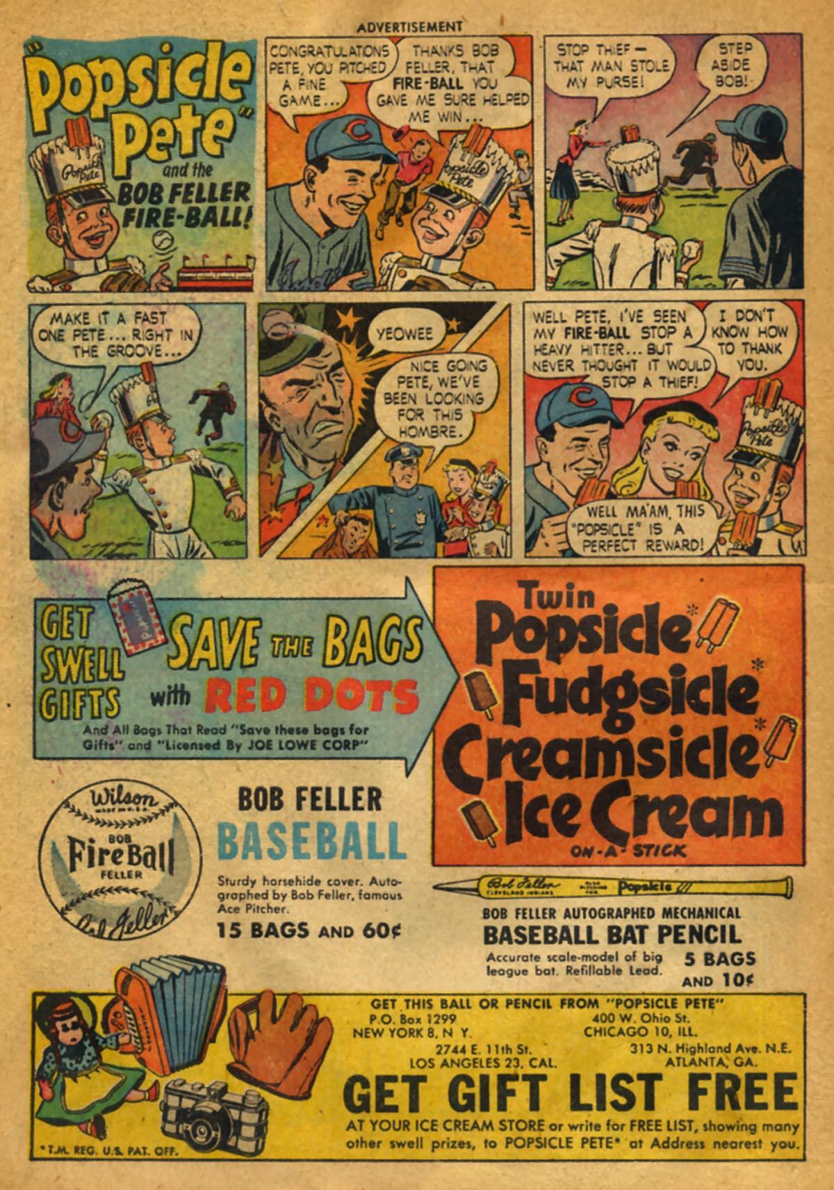 Read online Adventure Comics (1938) comic -  Issue #141 - 50