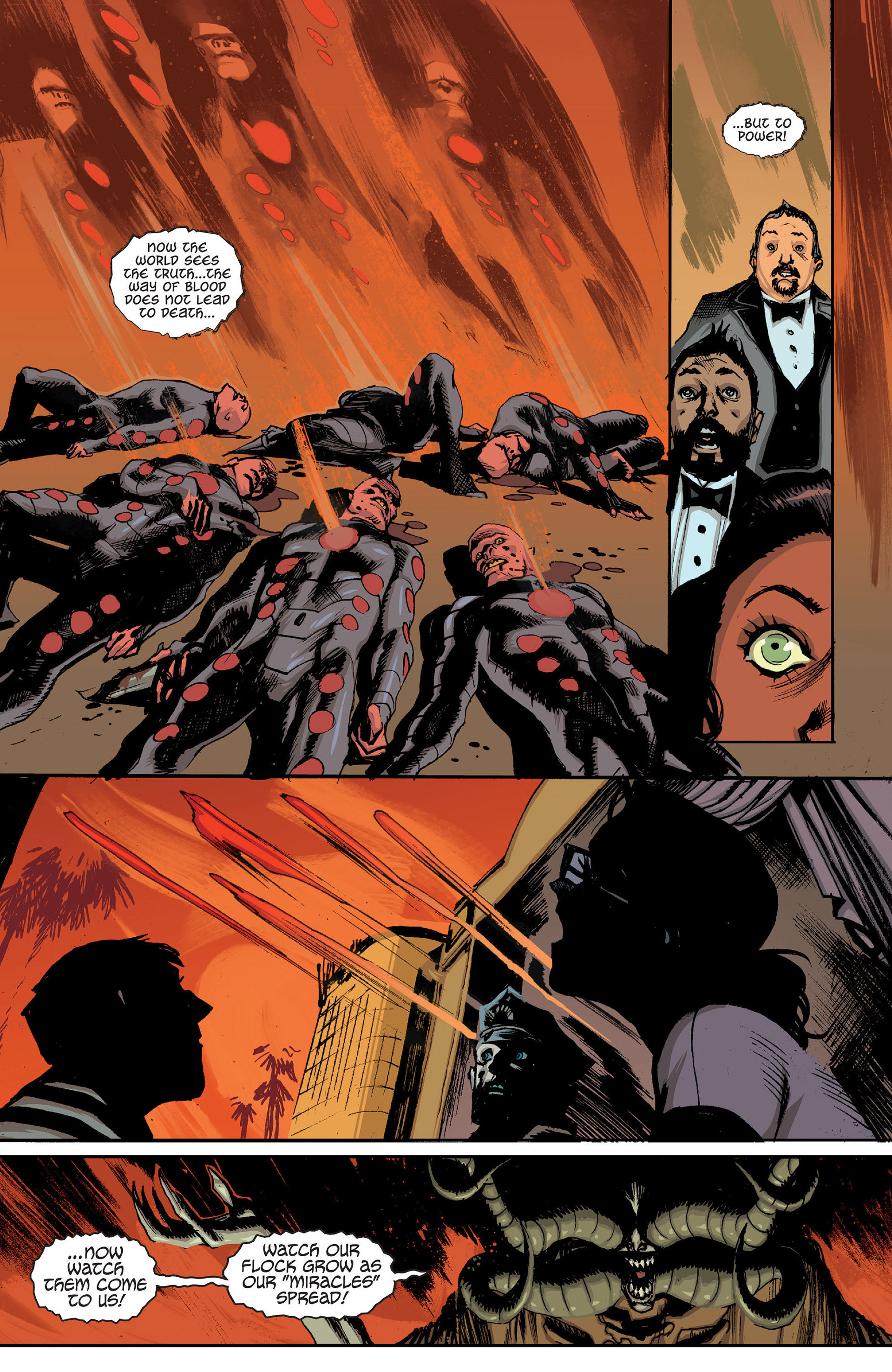 Read online Animal Man (2011) comic -  Issue #25 - 15