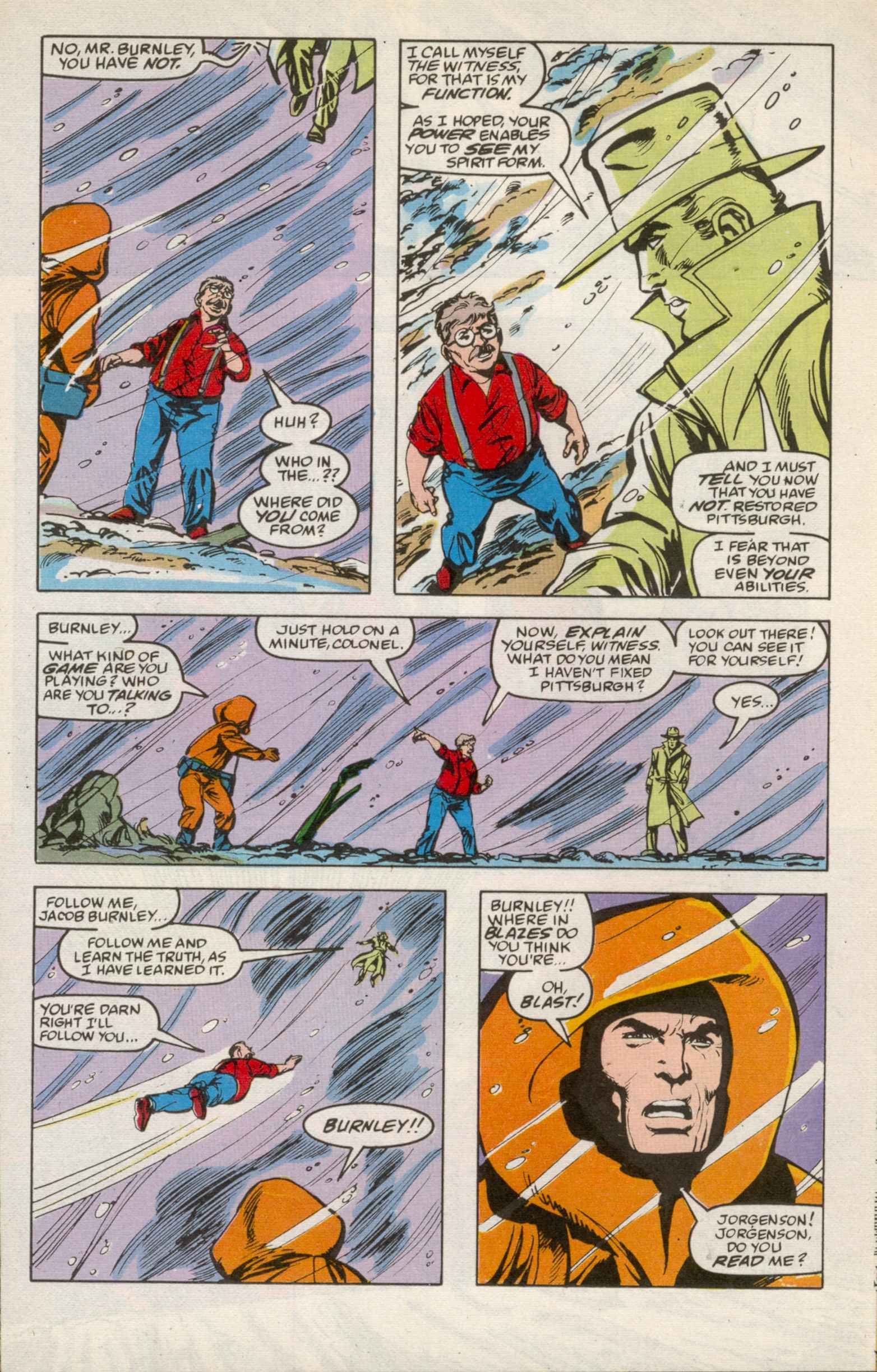 Read online Star Brand comic -  Issue #17 - 21