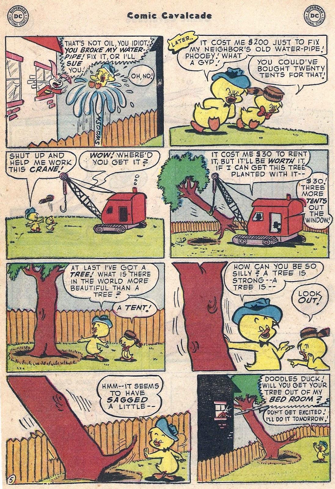 Comic Cavalcade issue 56 - Page 34