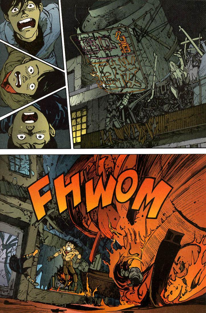 Read online Akira comic -  Issue #1 - 47