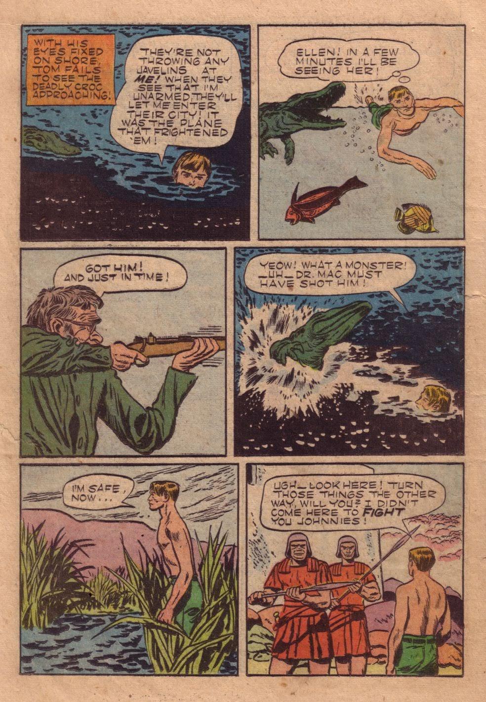Tarzan (1948) issue 40 - Page 10
