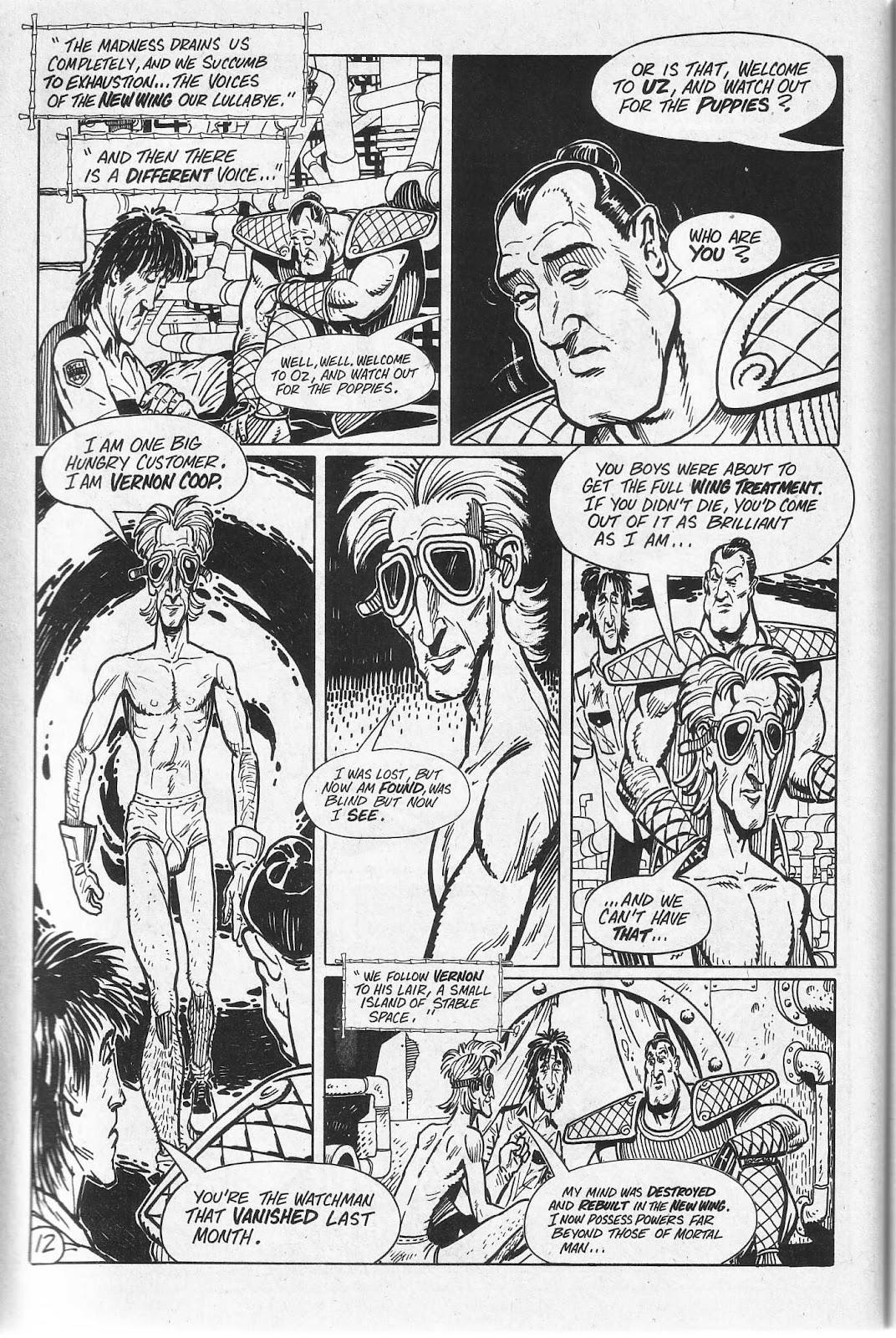 Read online Paul the Samurai (1991) comic -  Issue # TPB - 48