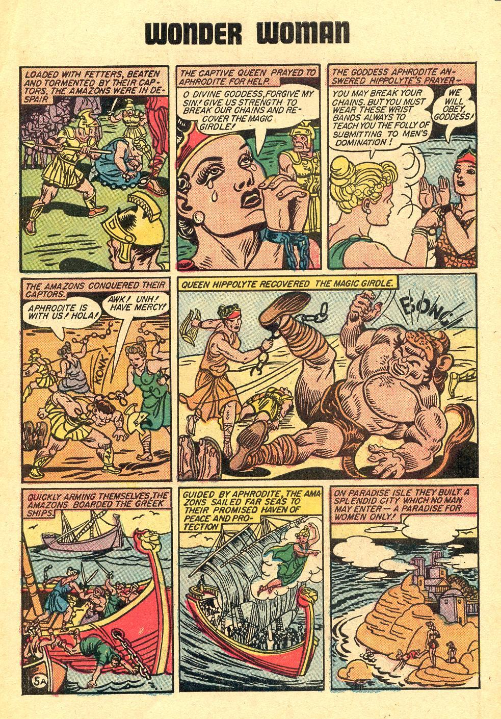 Read online Secret Origins (1973) comic -  Issue #3 - 7