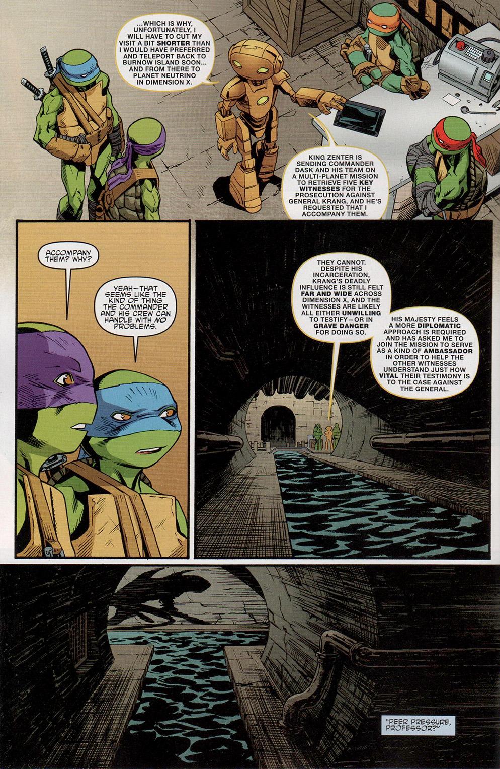 Read online Free Comic Book Day 2017 comic -  Issue # Teenage Mutant Ninja Turtles - 12