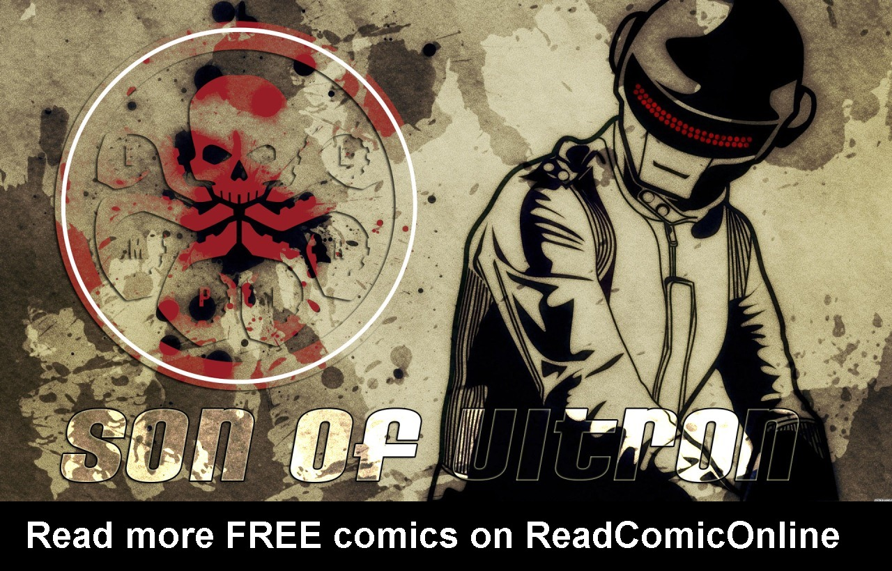 Read online Five Weapons comic -  Issue #6 - 33