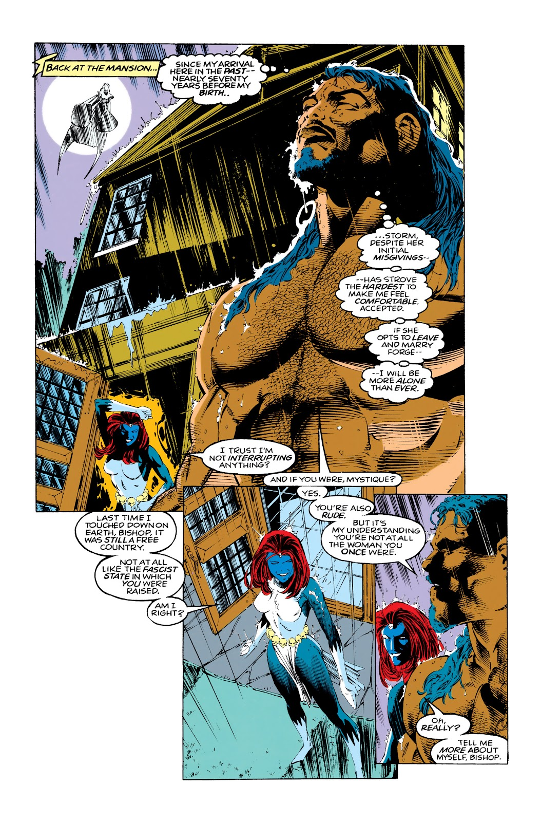 Uncanny X-Men (1963) issue 290 - Page 14
