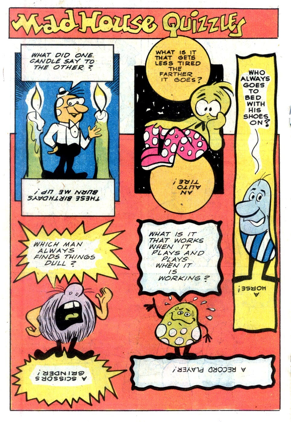 Read online Madhouse Comics comic -  Issue #110 - 18