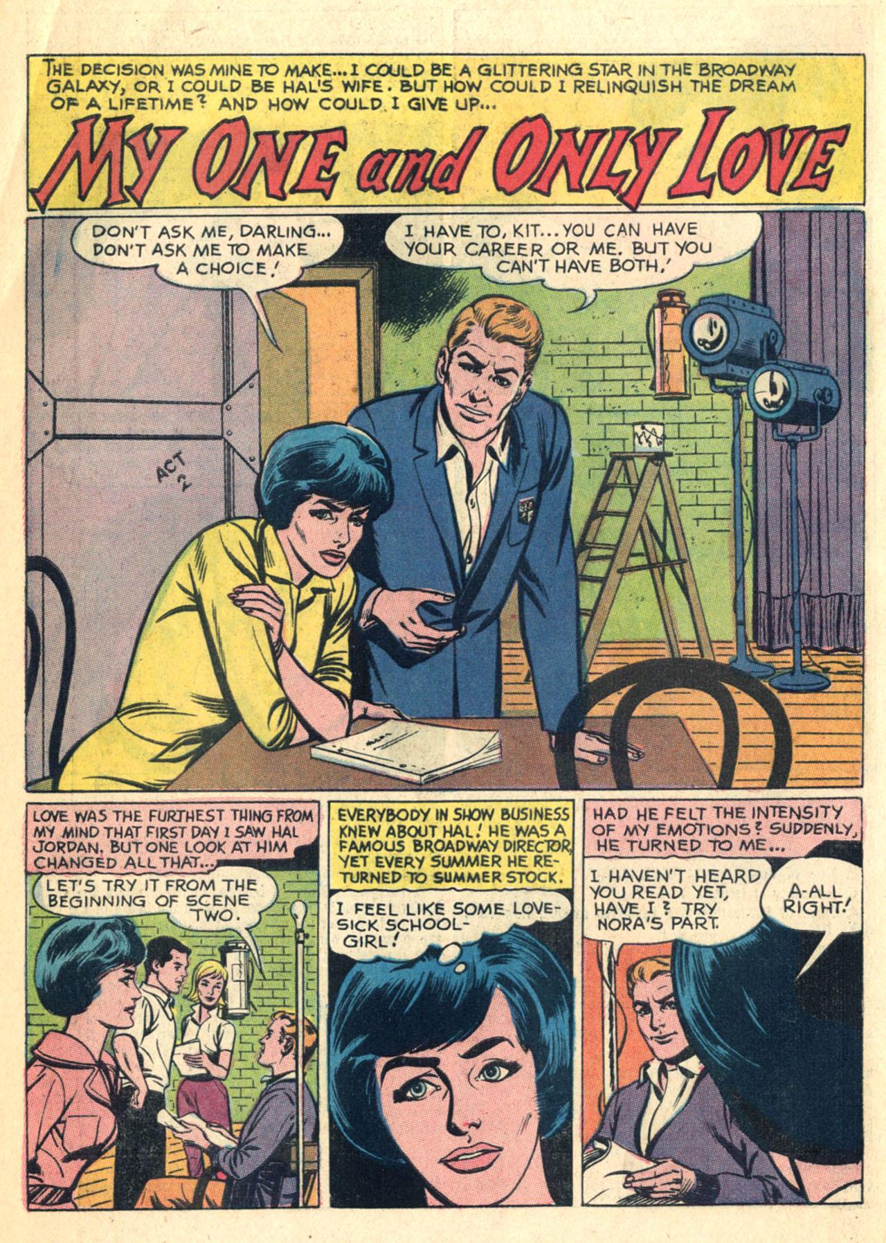 Read online Secret Hearts comic -  Issue #110 - 10