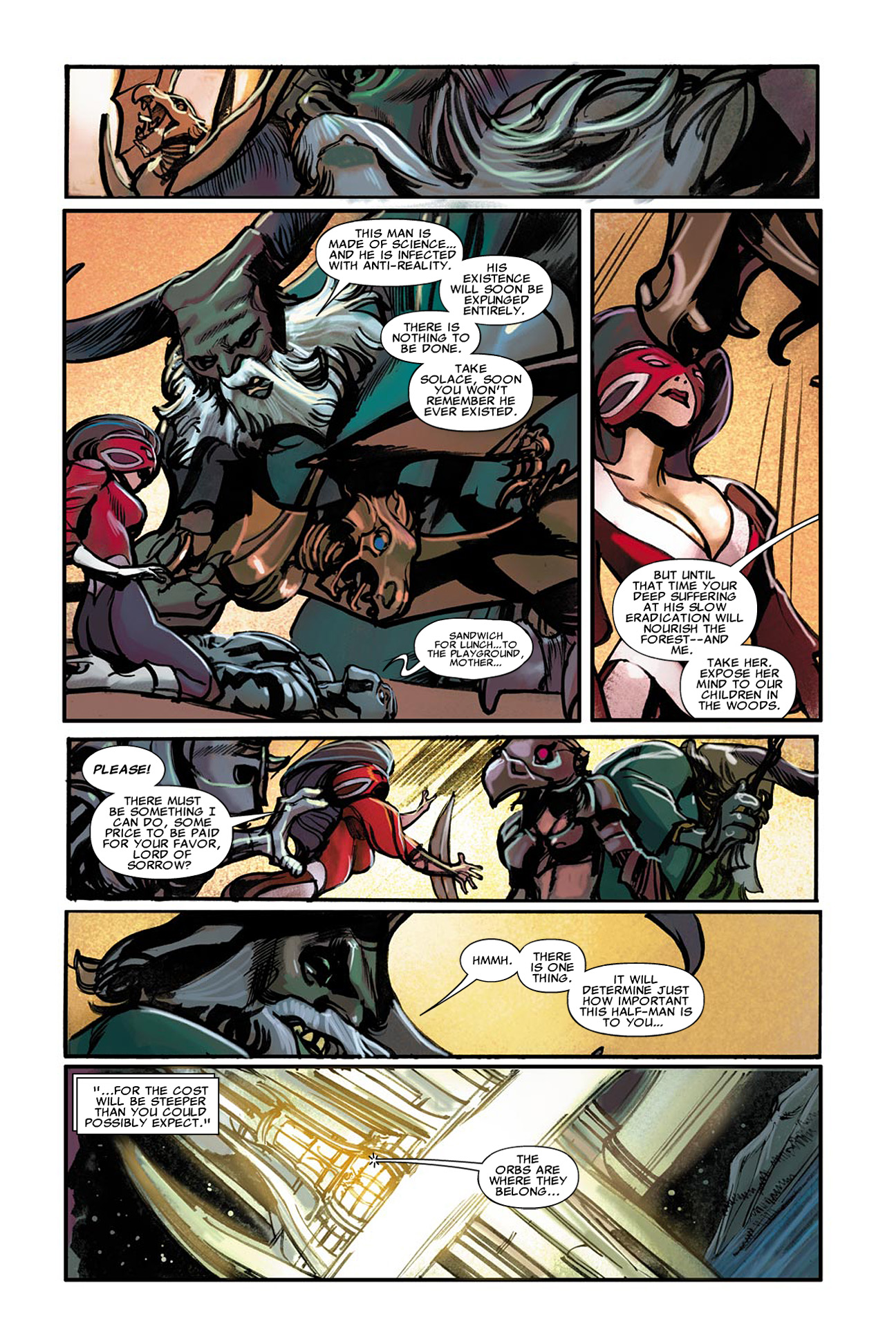 Uncanny X-Force (2010) #21 #23 - English 18