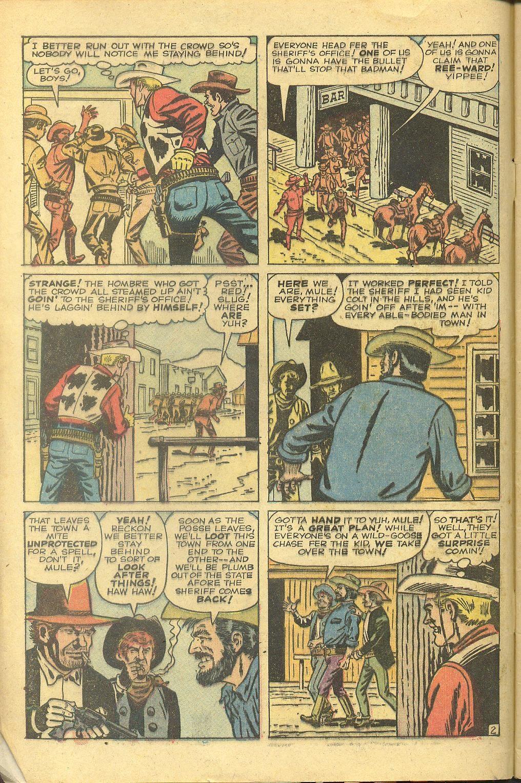 Gunsmoke Western issue 58 - Page 4