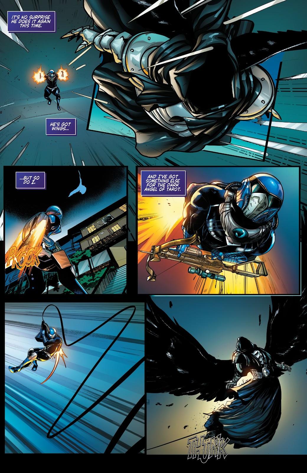 Read online Zodiac comic -  Issue #2 - 10