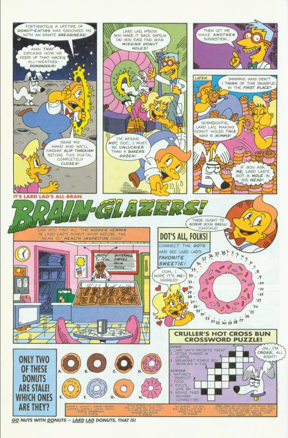 Read online Simpsons Comics comic -  Issue #40 - 27