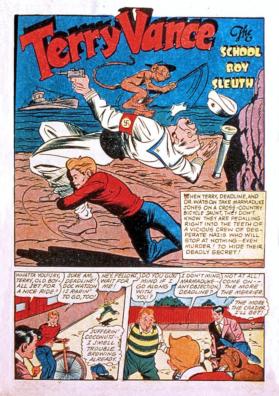 Read online Mystic Comics (1944) comic -  Issue #2 - 43