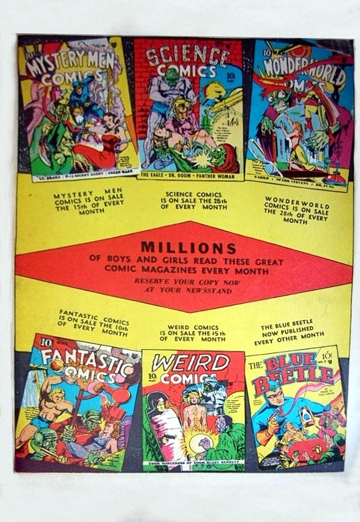 Wonderworld Comics issue 14 - Page 67