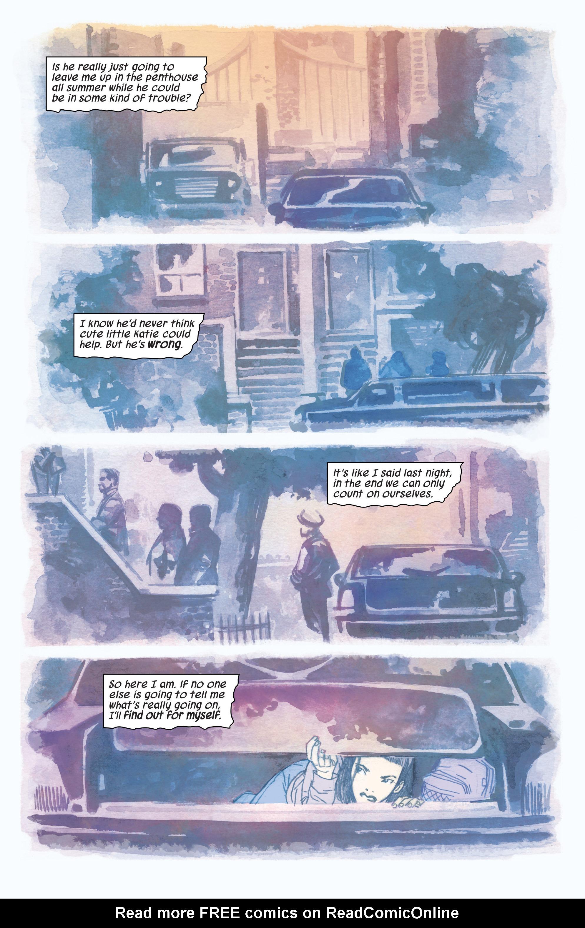 Read online All-New Hawkeye (2016) comic -  Issue #5 - 7