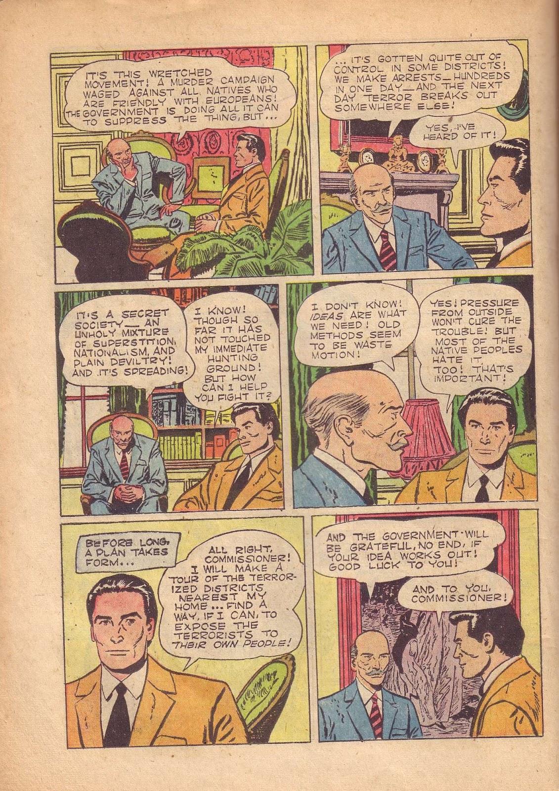 Tarzan (1948) issue 50 - Page 30