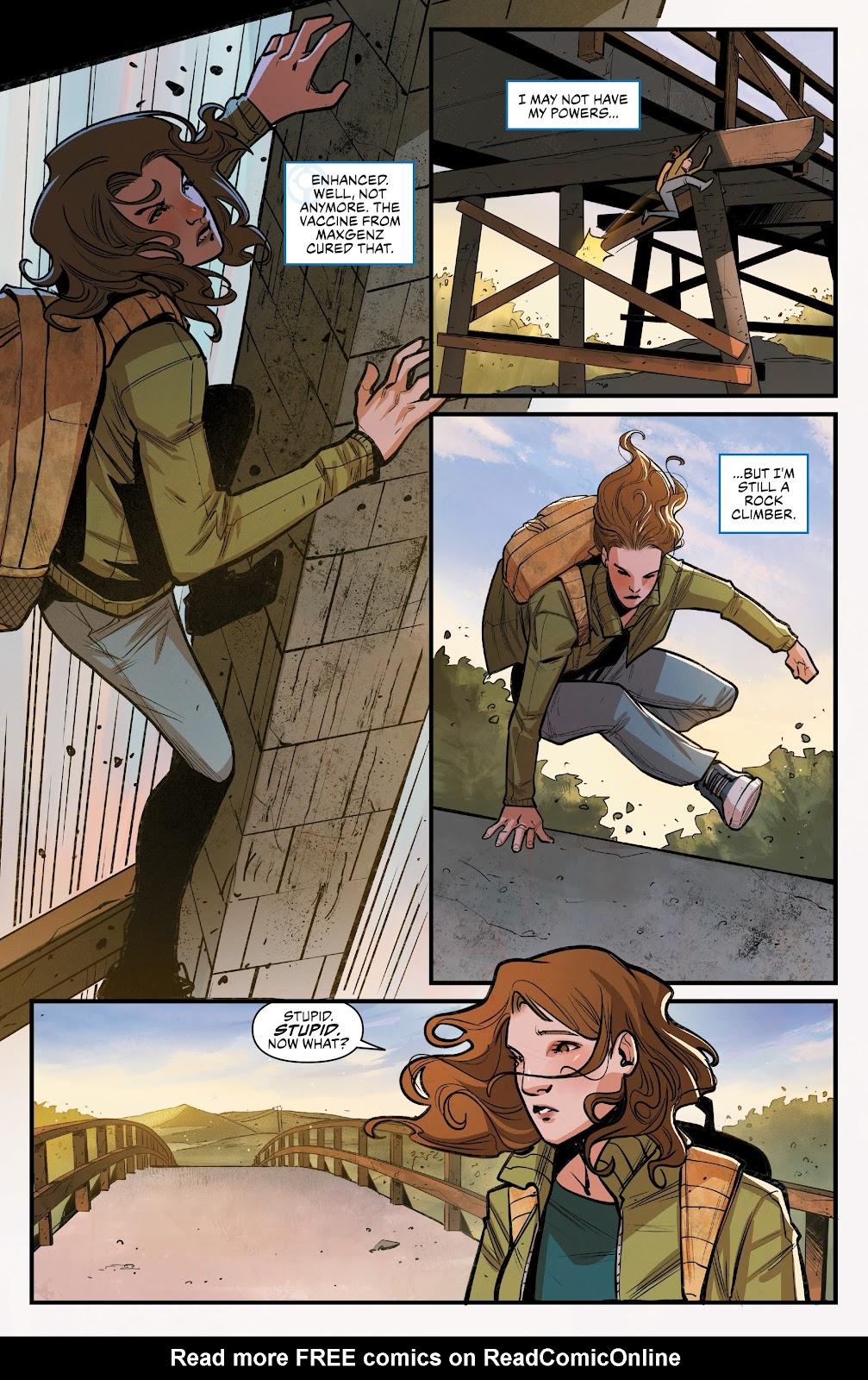 Read online Summit comic -  Issue #12 - 5