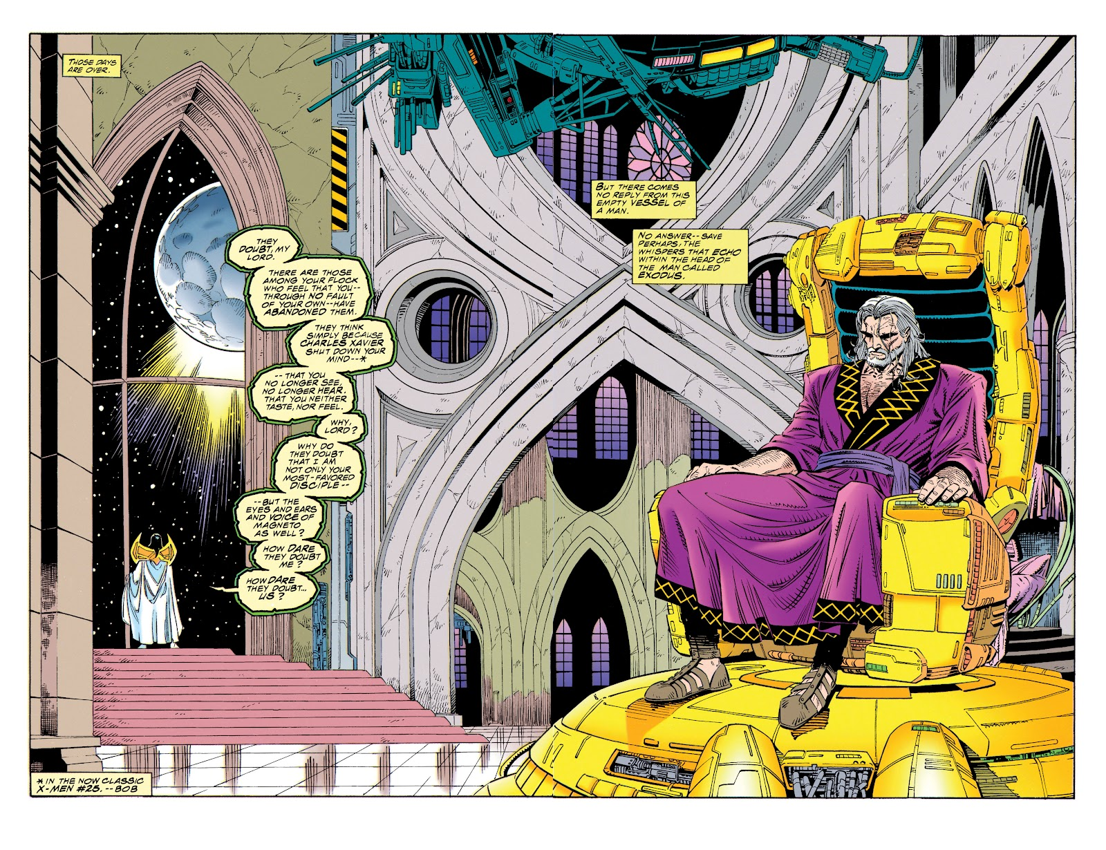 Uncanny X-Men (1963) issue 315 - Page 6