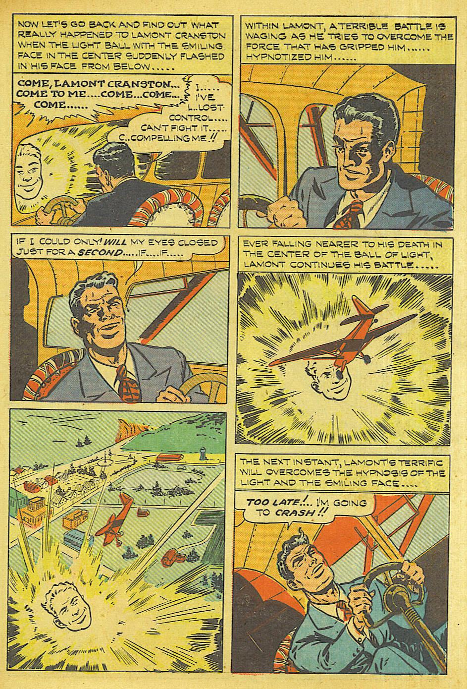 Read online Shadow Comics comic -  Issue #87 - 40