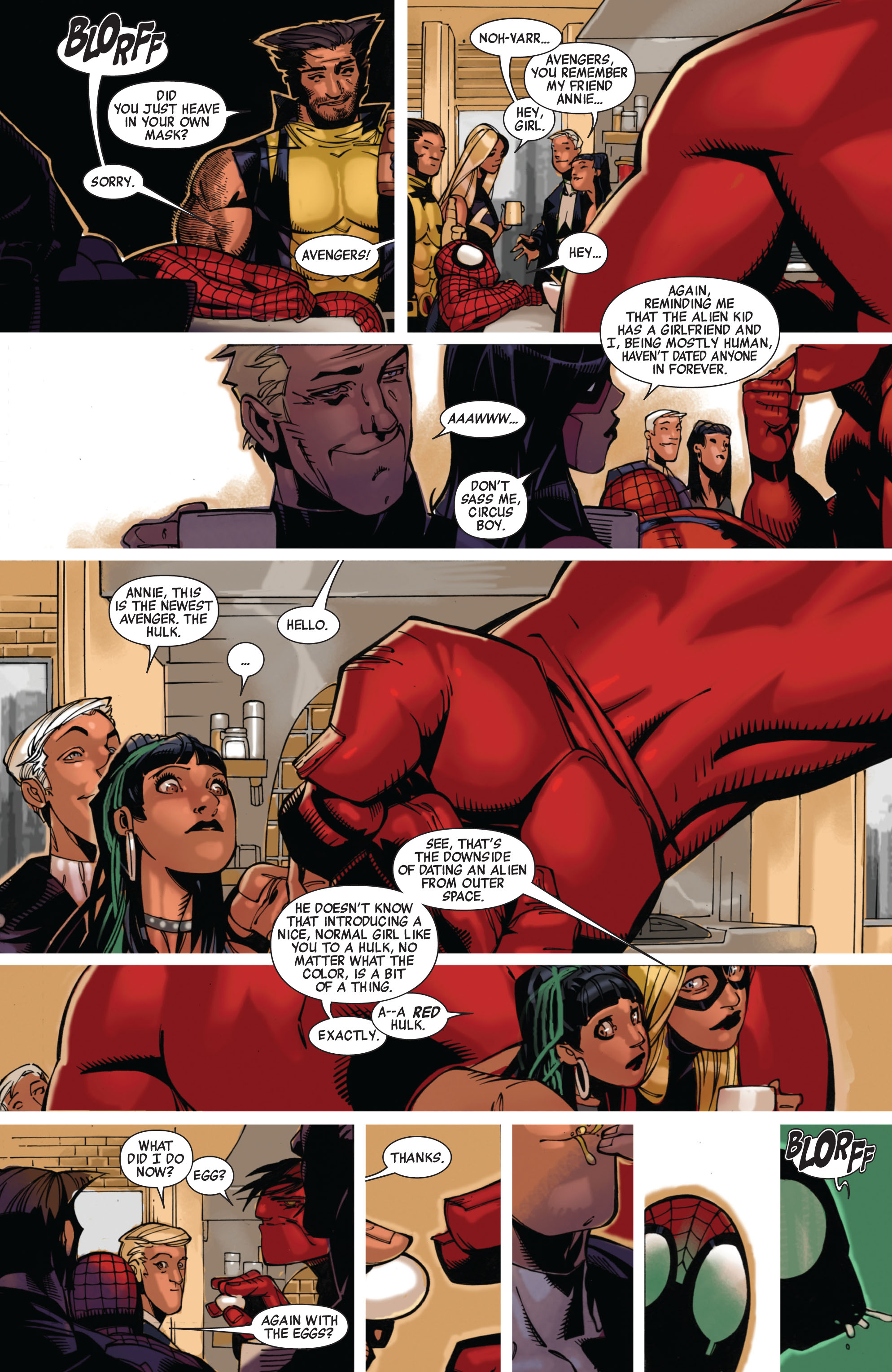Read online Avengers (2010) comic -  Issue #13 - 9