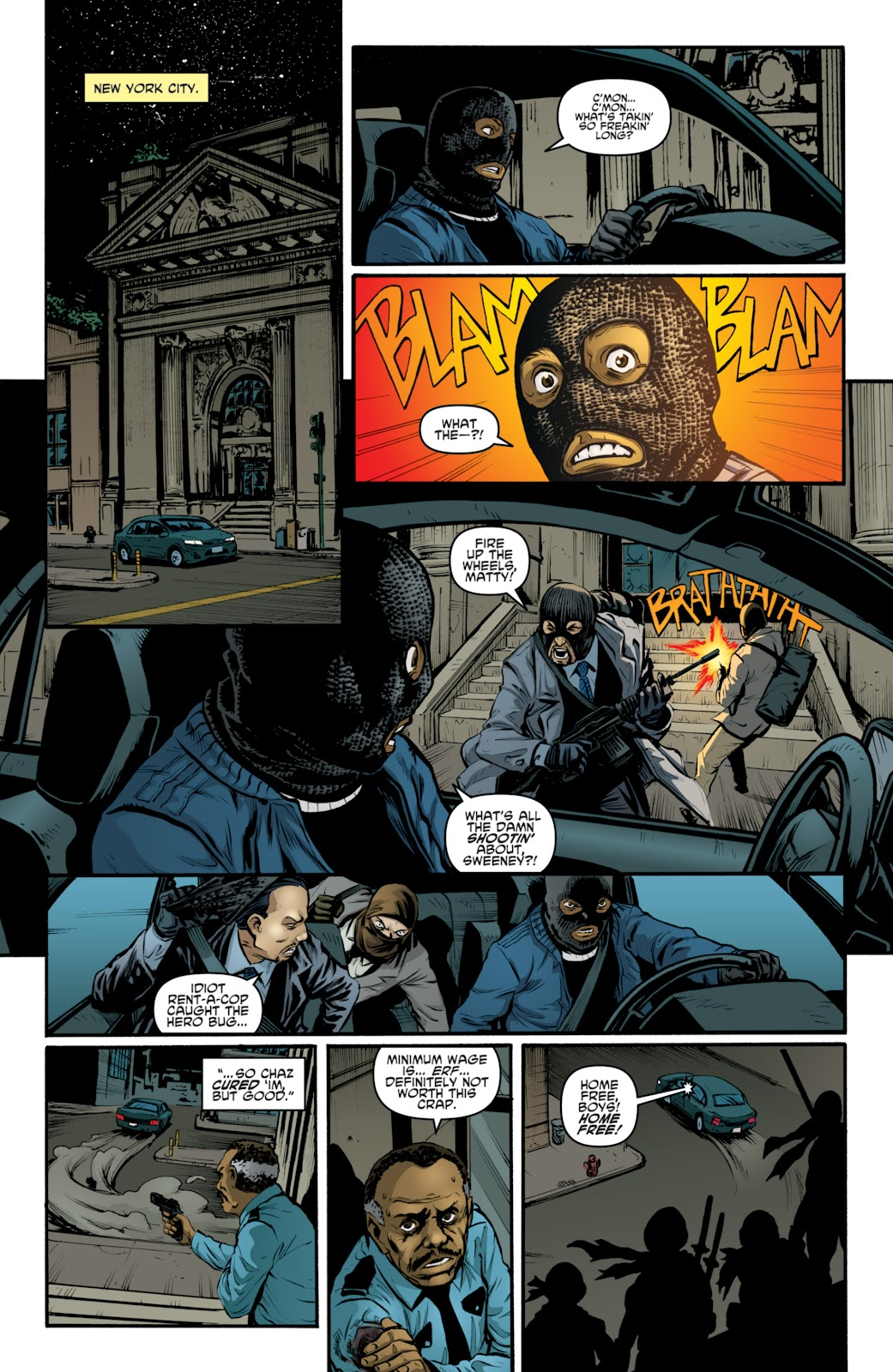 Read online Teenage Mutant Ninja Turtles: The IDW Collection comic -  Issue # TPB 4 (Part 3) - 13