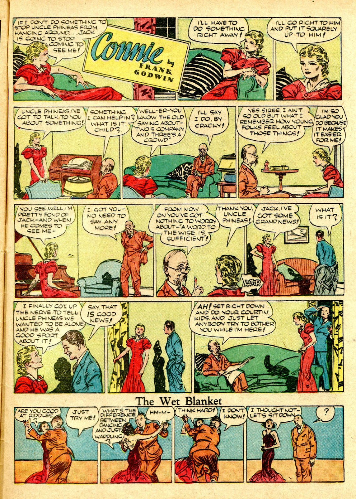 Read online Famous Funnies comic -  Issue #63 - 56