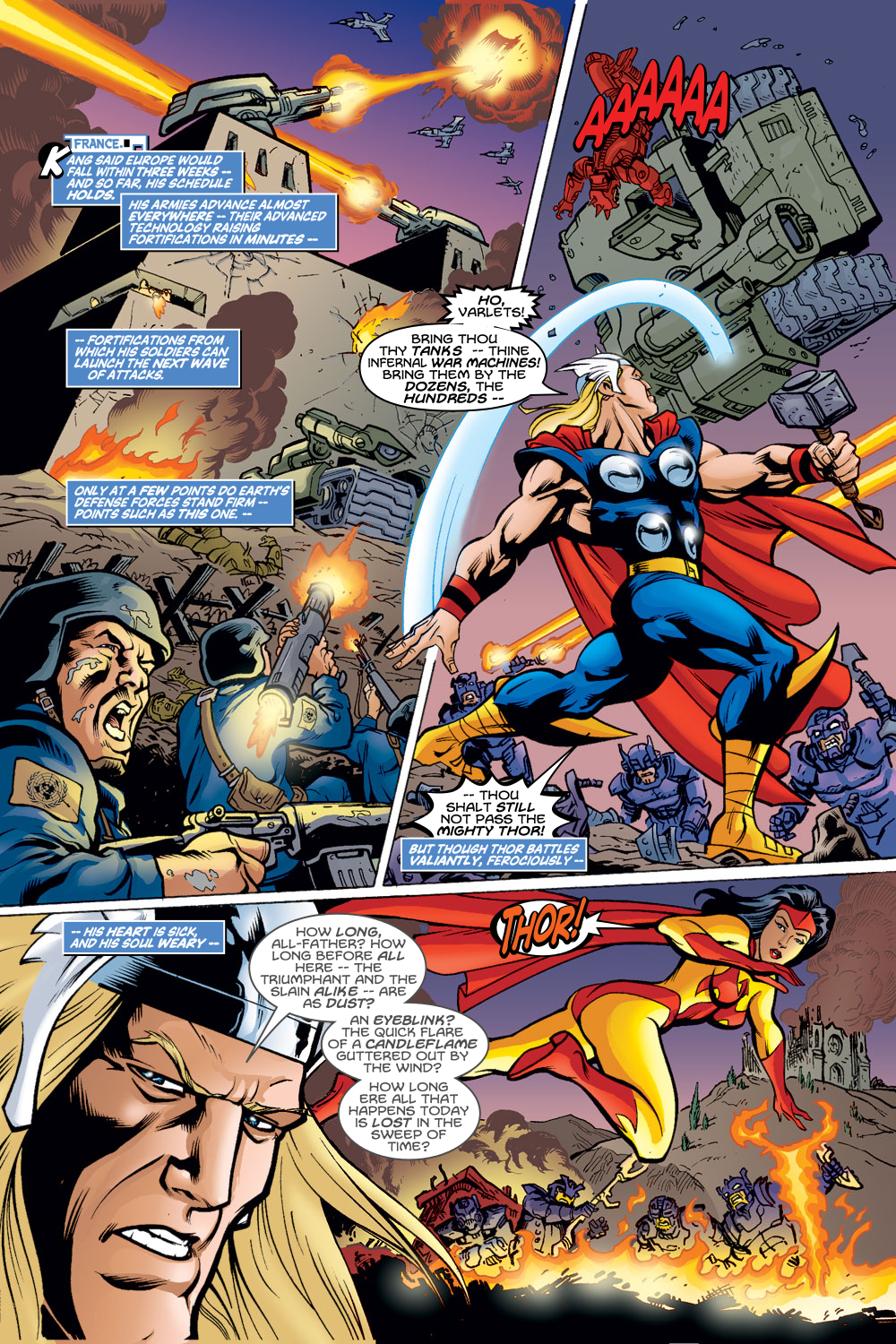 Read online Avengers (1998) comic -  Issue #48 - 7