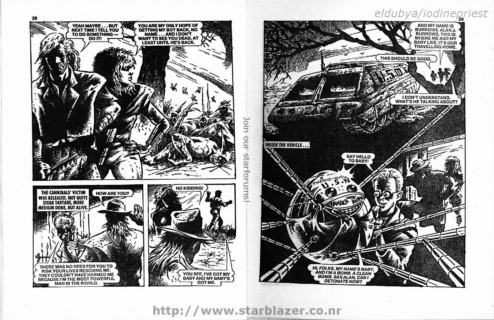 Starblazer issue 279 - Page 16