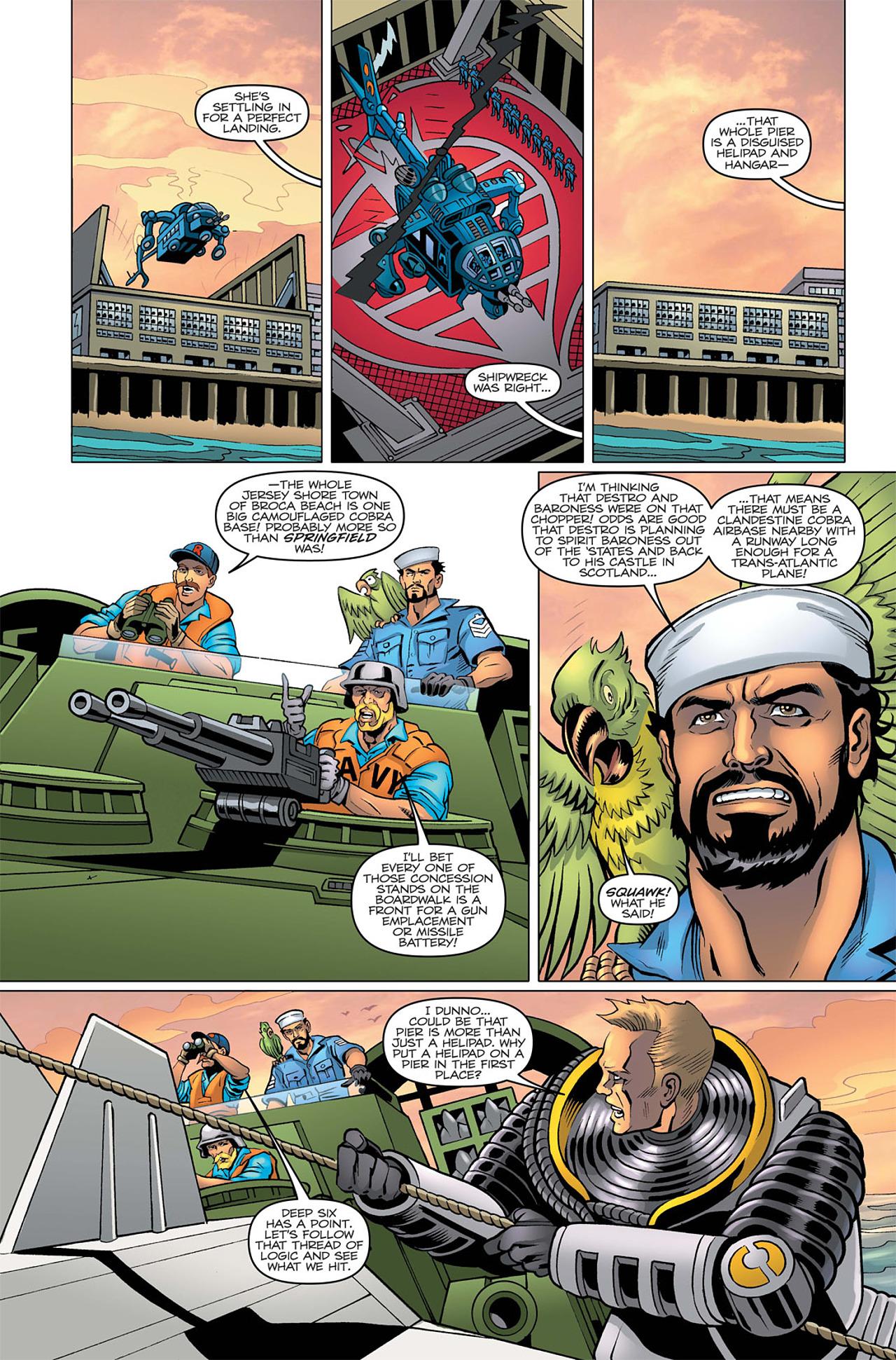 G.I. Joe: A Real American Hero 166 Page 5