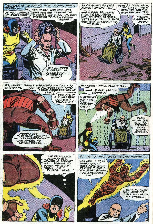 Read online Uncanny X-Men (1963) comic -  Issue #67 - 44