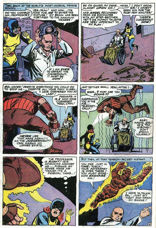 Uncanny X-Men (1963) issue 67 - Page 44