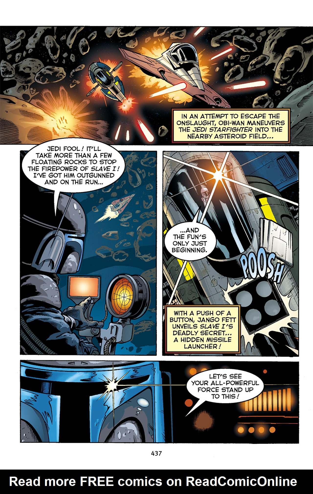Read online Star Wars Omnibus comic -  Issue # Vol. 10 - 430
