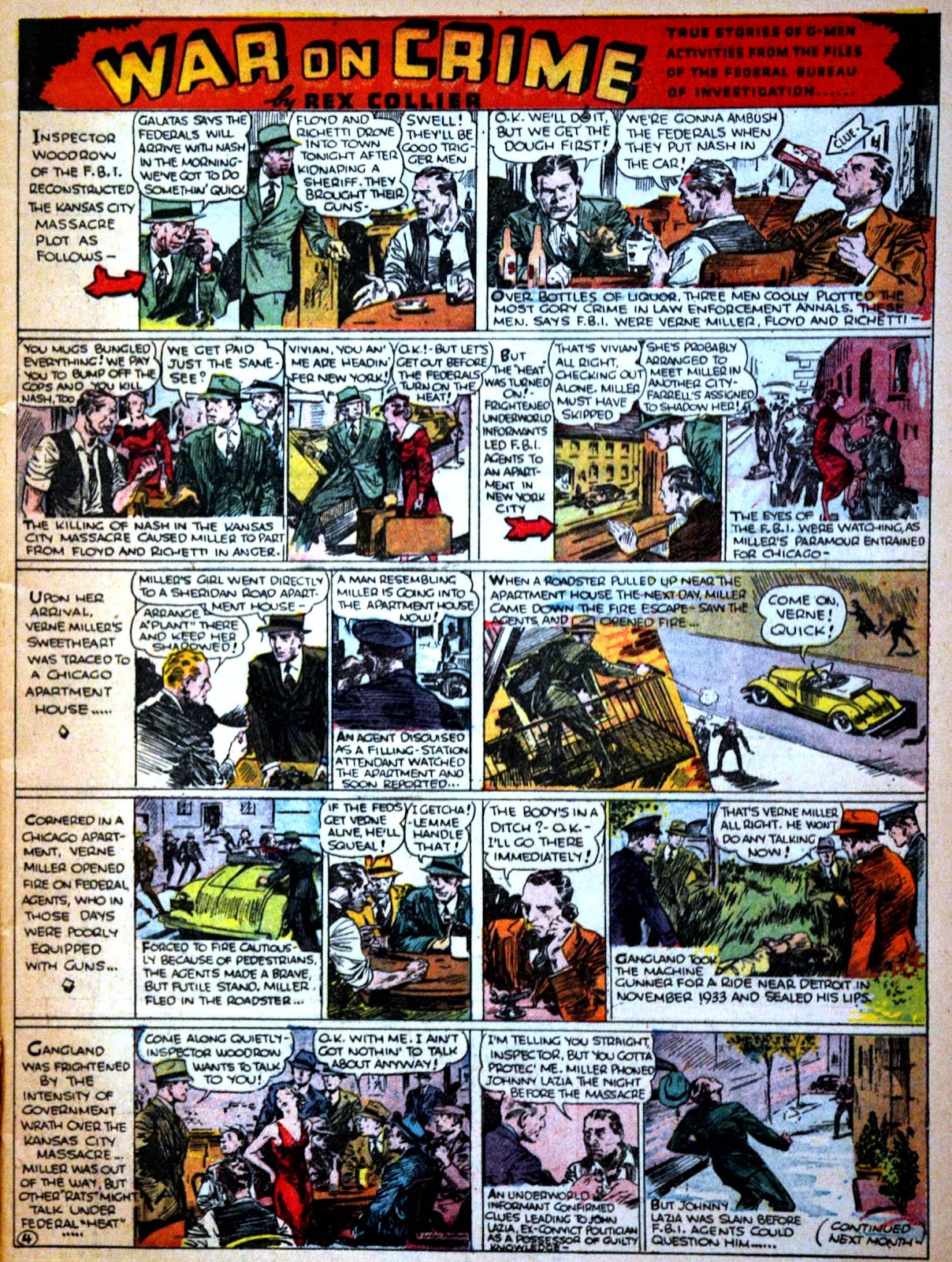 Read online Famous Funnies comic -  Issue #29 - 9