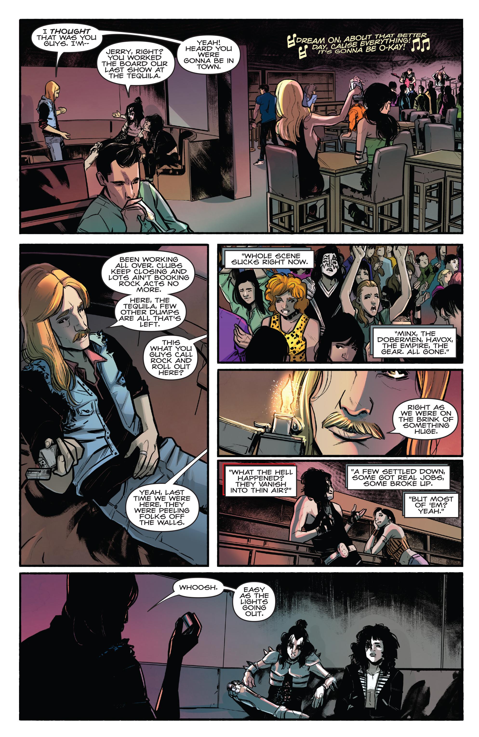 Read online Kiss/Vampirella comic -  Issue #1 - 18