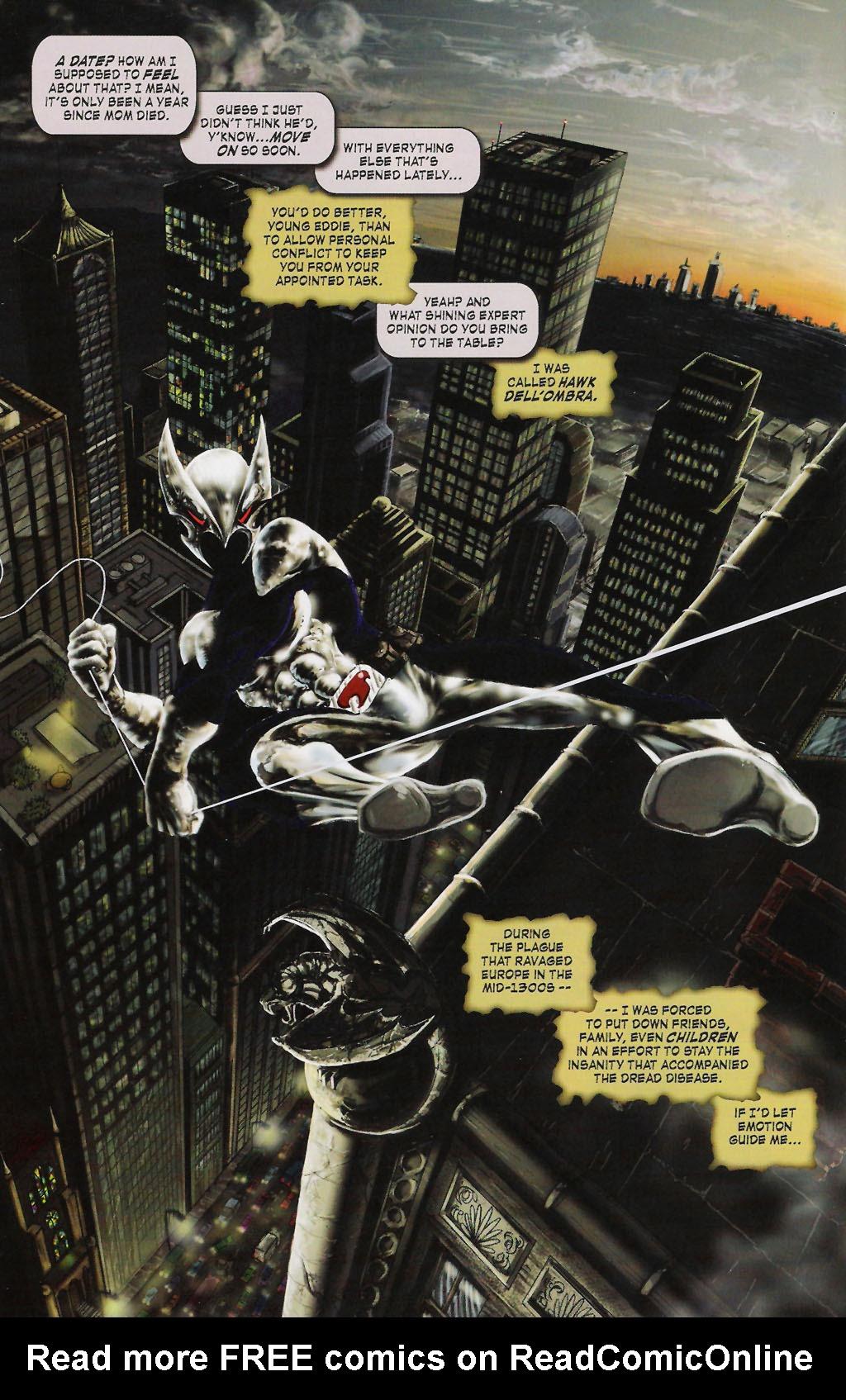 Read online ShadowHawk (2005) comic -  Issue #9 - 10
