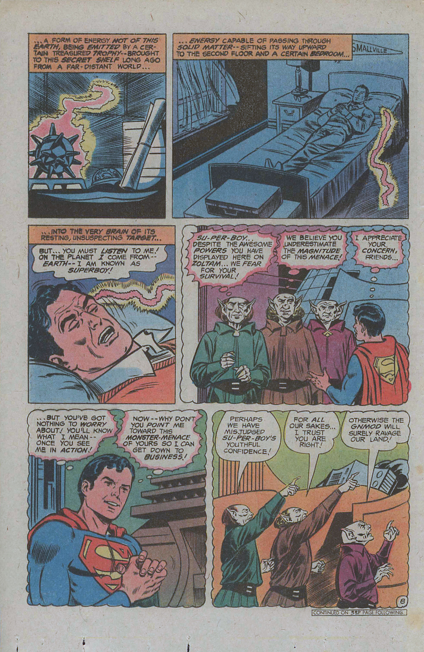 Action Comics (1938) 495 Page 11