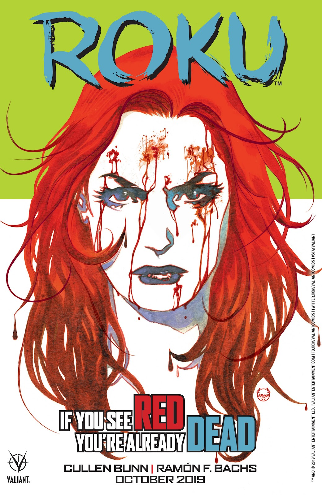 Read online Bloodshot (2019) comic -  Issue #1 - 30